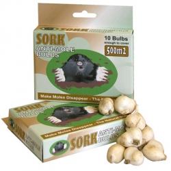 Anti-Mole Bulbs