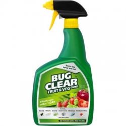 Bug Clear Gun For Fruit & Veg 800ml