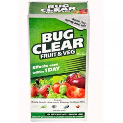 Bug Clear For Fruit & Veg Concentrate (250ml)