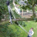 Swop Top Geared Tree Pruner