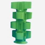 Self-Watering Towerpots (Green)
