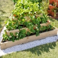 3 Tier Triangular Raised Bed
