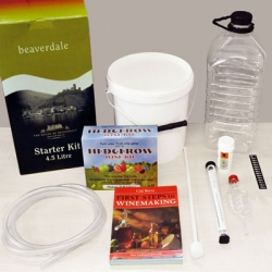 'Complete Winemaking Kit'